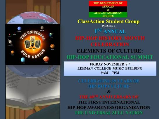 HIP-HOP EDUCATIONAL SUMMIT